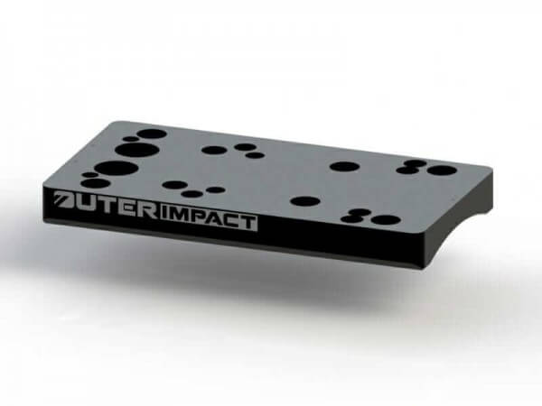 Outerimpact Universal Red Dot Adapter für SIG P226
