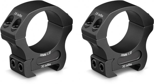 Vortex Pro Series 30 mm Ringe Medium