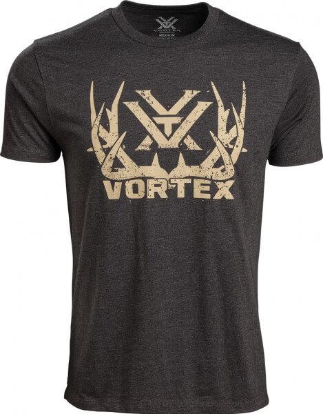 Vortex Full Tine Job Shirt Charcoal