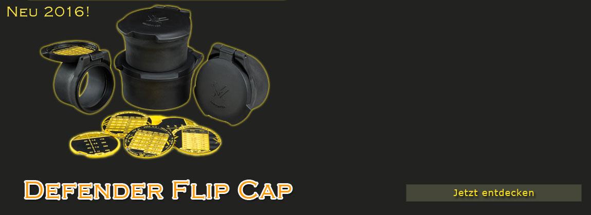 Vortex Defender Flip Cap