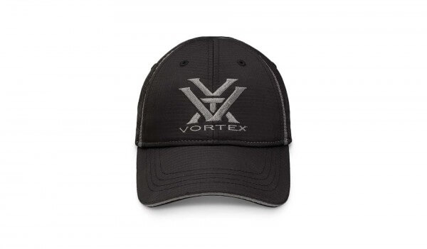 Vortex Black Performance Cap