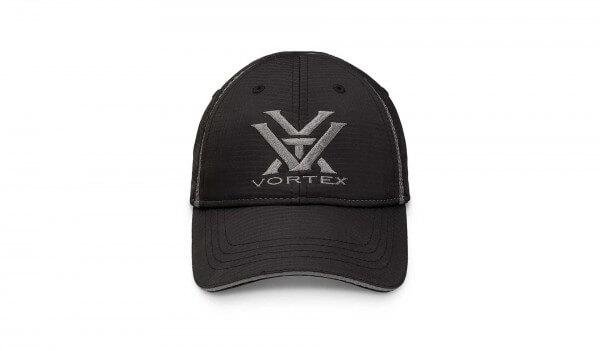 Vortex Black Performance Cap