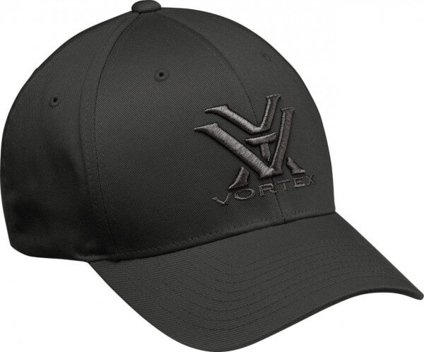Vortex Logo Cap Flexfit charcoal