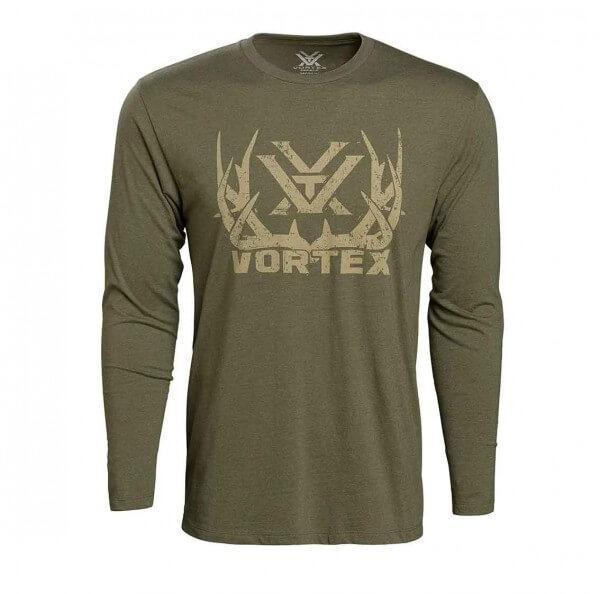 Vortex Mule Deer Shirt Long