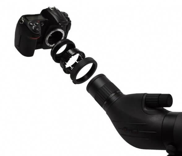 Novagrade Nikon Kamera Adapter für Spektive