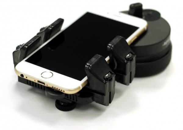 Novagrade Smartphone Adapter Double Gripper