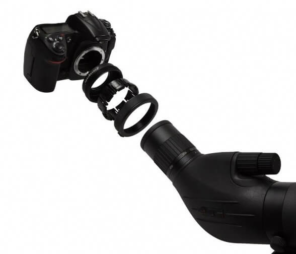 Novagrade Canon Kamera Adapter für Spektive