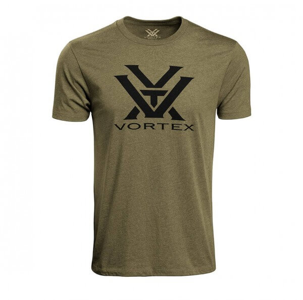 Vortex Core Logo Shirt military