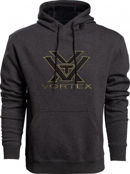 Vortex Comfort Hoodie Charcoal