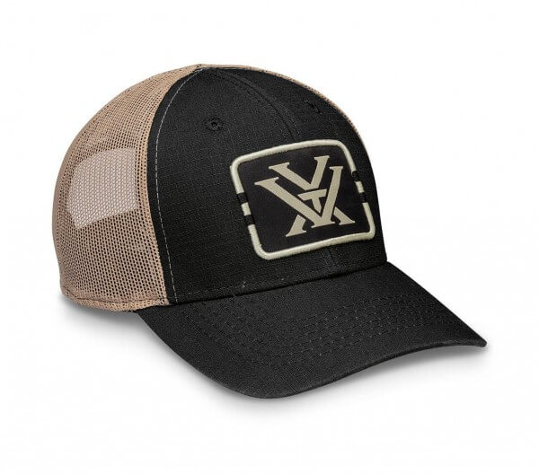 Vortex Men's Black Range Day Logo Cap