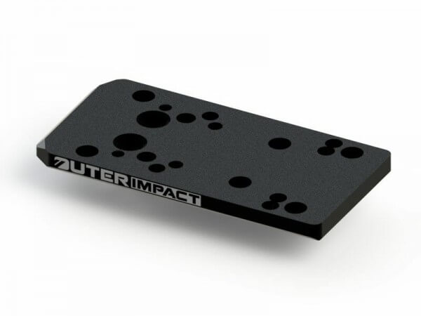 Outerimpact Universal Red Dot Adapter für Steyr A1 Pistolen