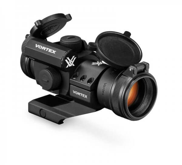 Vortex Strikefire II mit Cantilever Mount 1/3 Co-Witness