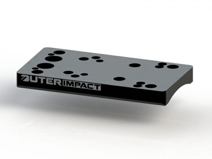 Universal Red Dot Adapter für SIG P365