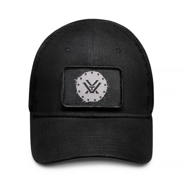 Vortex Patch Cap black