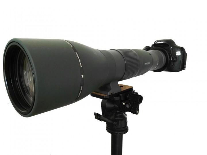 Novagrade canon kamera adapter für spektive vortexoptik