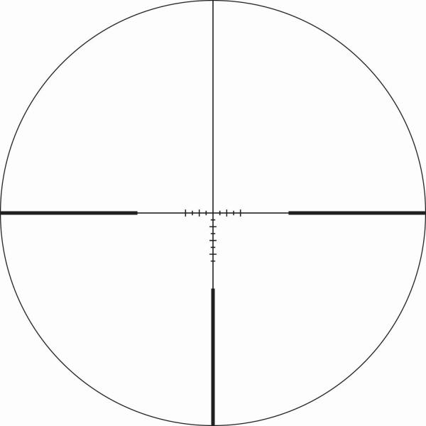 Vortex Razor HD Gen II 1-6x24 VMR-2 MRAD