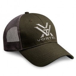 Vortex Mesh-Cap grün/grau