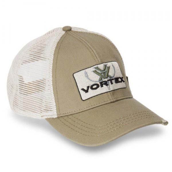 Vortex Elch Cap Logo Fabric