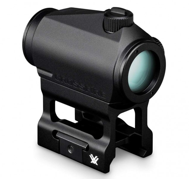 Vortex Crossfire Red Dot high