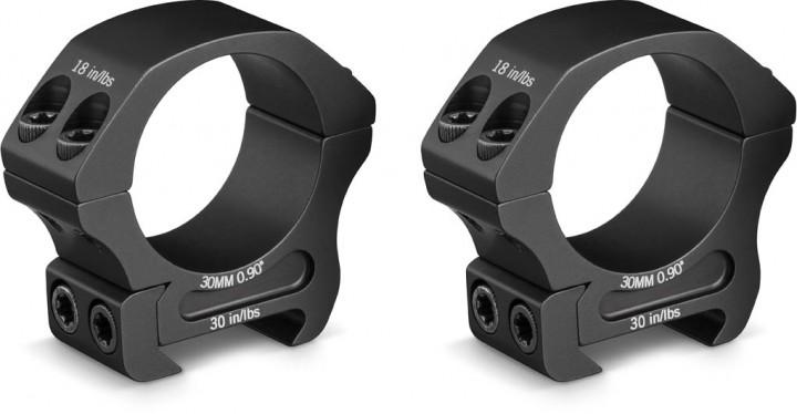Vortex Pro Series 30 mm Ringe Low
