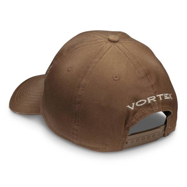 Vortex Chestnut Cap